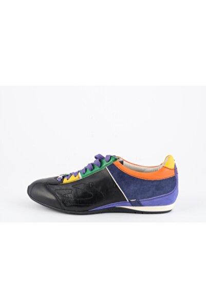 ALBERTO GUARDIANI Erkek Siyah Sneakers