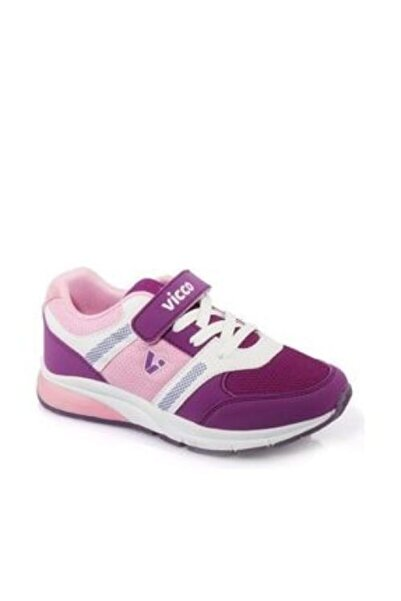 Vicco Mor Kız Yürüyüş Ayakkabısı