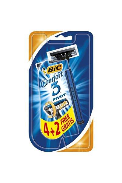 Bic 4+2'li Blister Comfort Tıraş Bıçağı
