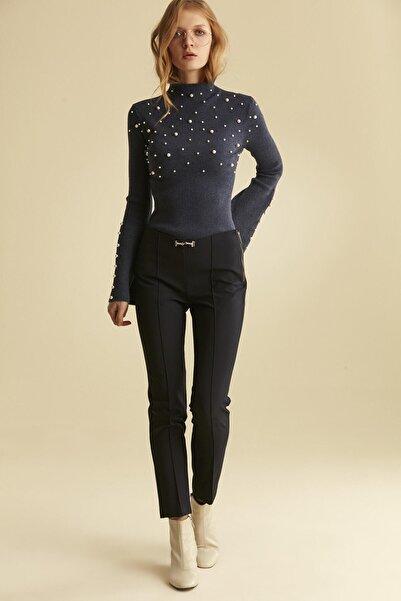 Venn Kadın Lacivert Pantolon