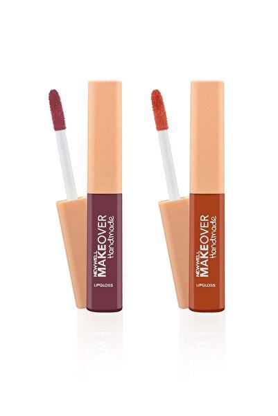 New Well Makeover Handmade 2 Li Liquid Lipstick Adventure 4ml