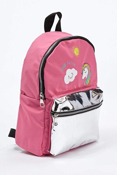 NK Kız Çocuk Unicorn Sırt Çantası