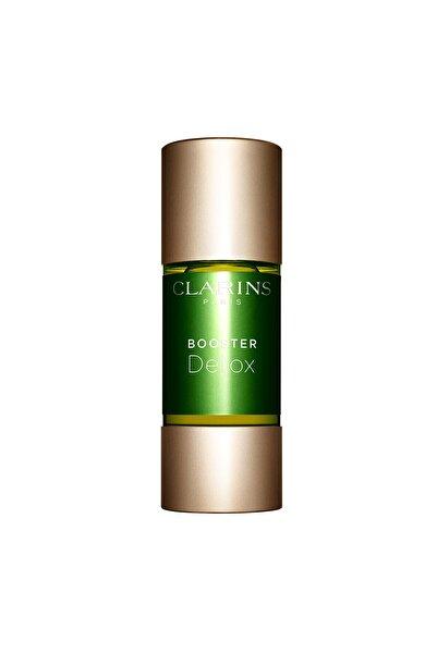 Clarins Tüm Ciltler Için Bakım Serumu - Detox Booster 15 Ml 3380810091977