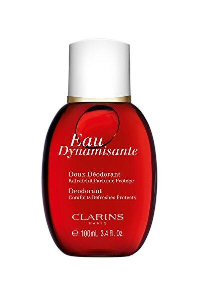 Clarins Tüm Ciltler Için Eau Dynamisante Gentle100 Ml Deodorant 3380810646108