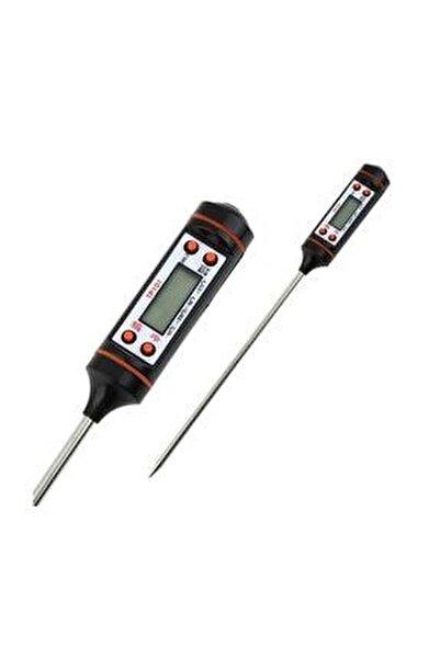 Tp Termometre Daldırma Saplama Dijital Gıda Termometresi Thr163