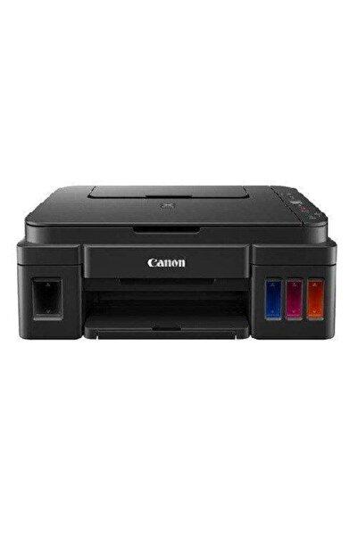 CANON ORJ Pixma G3415 Mürekkep Tanklı Çok Fonksiyonlu Yazıcı