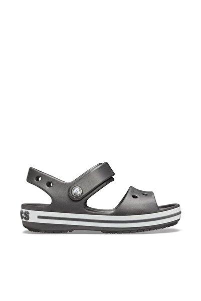 Crocs Kids Gri Kız Çocuk Sandalet