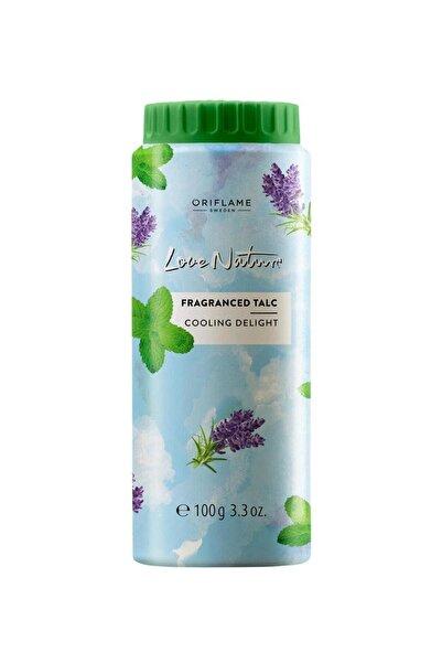 Oriflame Love Nature Cooling Delight Vücut Pudrası 100 Ml 9698574481995