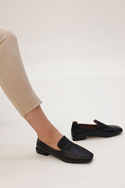 Marjin Kelar Düz Ayakkabı