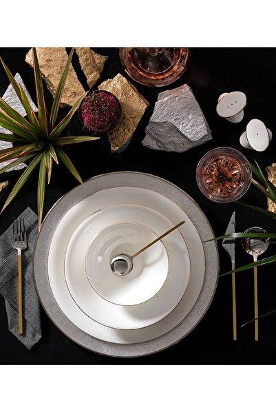 Jumbo Golda 61 Parça 12 Kişilik Yemek Takımı