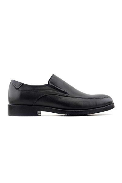 Kayra 306 Erkek Siyah Ayakkabı