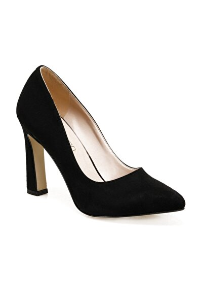 Butigo Ava Siyah Kadın Gova Ayakkabı