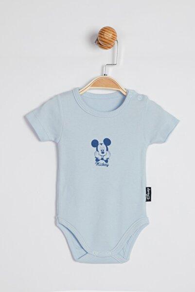 Mickey Mouse Disney Mickey Kısa Kol Body 15231
