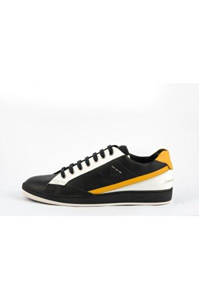 Fendi Erkek Siyah Sneakers Ayakkabı
