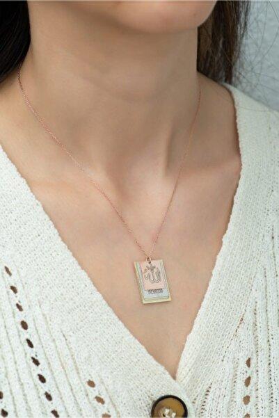 bodrum grup Ayetel Kürsi-nazar Duası -allah Lafzı Kadın Gümüş Kolye