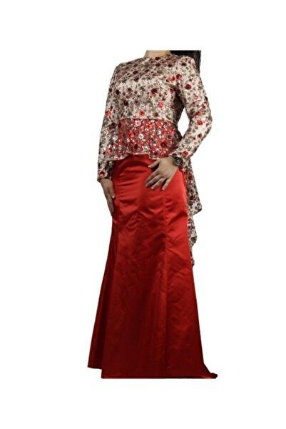 Kayra Kadın Kırmızı İkili  Takım