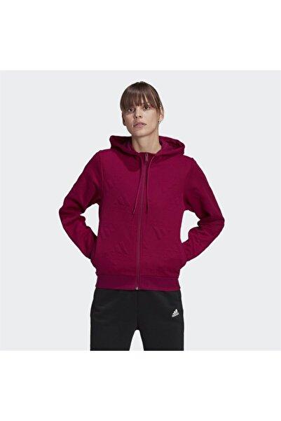 adidas Kadın Vişne Sweatshirt W Hd A.rdy