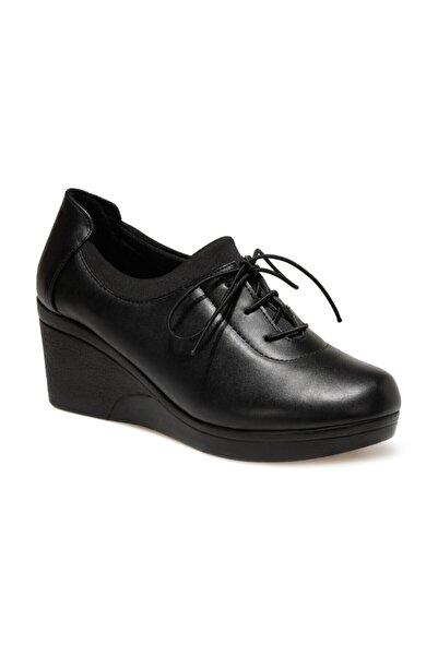 Polaris 161456.z Siyah Kadın Comfort Ayakkabı