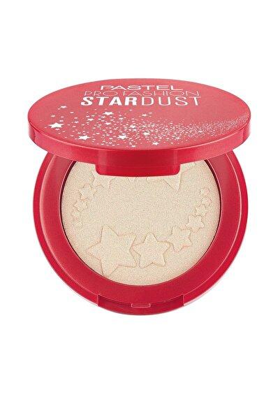 Pastel Aydınlatıcı Pudra Profashion Stardust Highlighter Vega 320 8690644003202