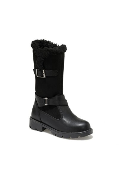 Polaris 612243.F Siyah Kız Çocuk Çizme 100558704