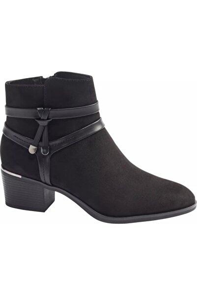 Esprit Deichmann Kadın Siyah Topuklu Bot 11103972