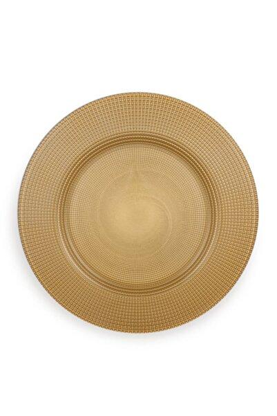 Fecra Cam Supla Seti Gold 6'lı