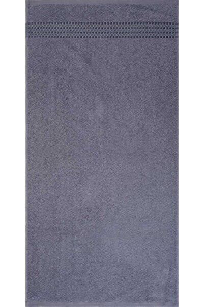 Maisonette Koyu Gri Classy Havlu 30x50 cm