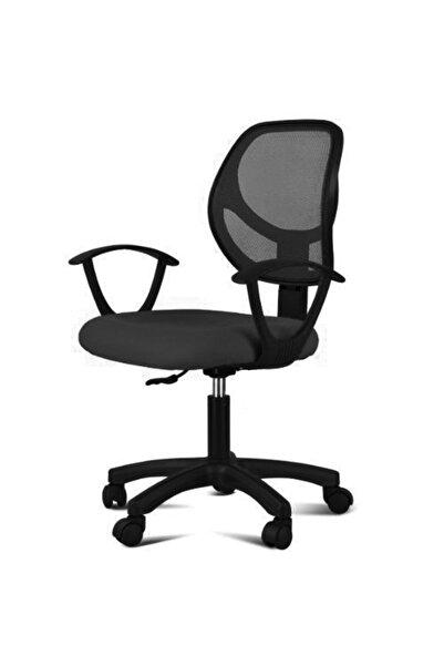 OFİSEL Bilgisayar - Ofis Çalışma Sandalyesi Siyah