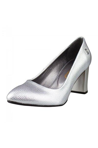 Mammamia Kadın Beyaz Topuklu Ayakkabı D19ya-4245