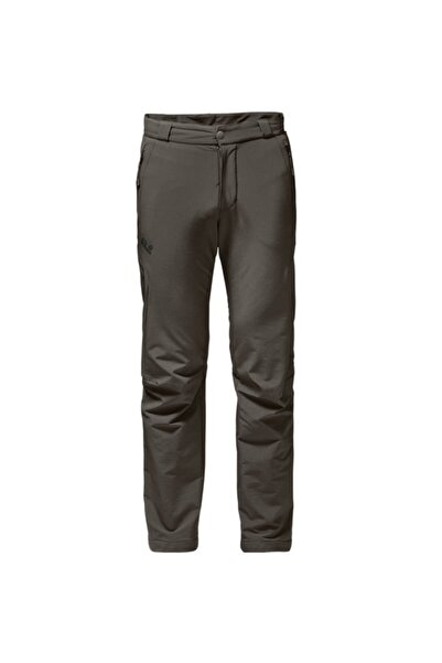 Jack Wolfskin Erkek Kahverengi Activate Thermic Pantolon