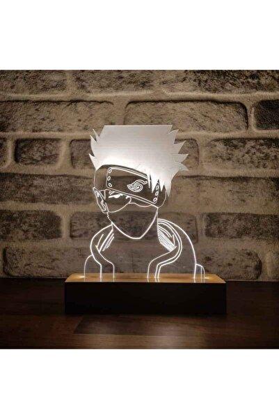 BY-LAMP Kakashi Sensei Tasarımı Lamba