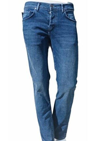 Erkek Sawyer Slim Fit Jean Pantolon-01009501621472253086