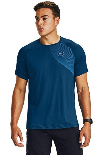 Under Armour Erkek Spor T-Shirt - Ua Qualifier Iso-Chill Ss - 1353467-581