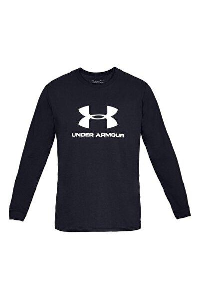 Under Armour Erkek Spor T-Shirt - Ua Sportstyle Logo Ls - 1329283-001