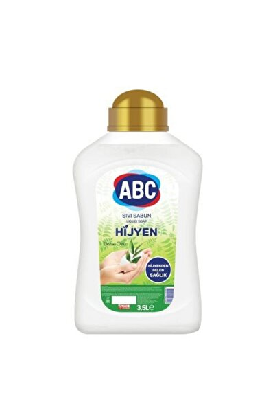ABC Sıvı Sabun Hijyen 3,5 Lt