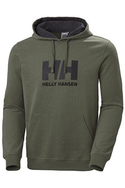 Helly Hansen Erkek Haki Sweatshirt