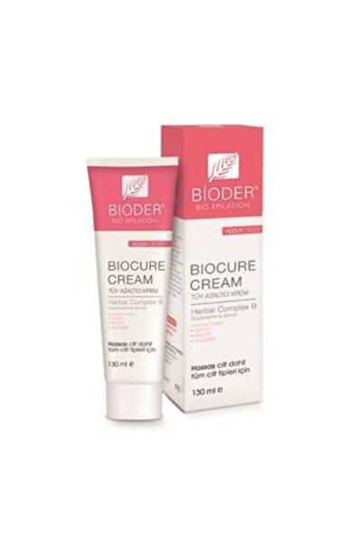 Bioder Biocure Tüy Azaltıcı Vücut Kremi 130 Ml