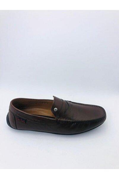 Pierre Cardin Erkek Kahverengi Rok Timberland Ayakkabı 42 45160