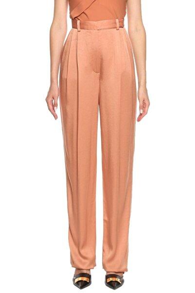 Lanvin Kadın Pudra Saten Pantolon