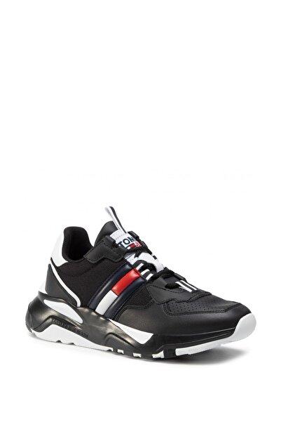 Tommy Hilfiger Kadın Siyah Ayakkabı