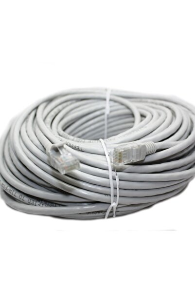 TEKNOGREEN Tkc-015 Cat6e 15m Patch Ethernet Kablosu