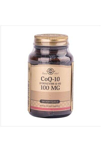Solgar Coq-10 Coenzyme Q-10 100 Mg 60 Softjel