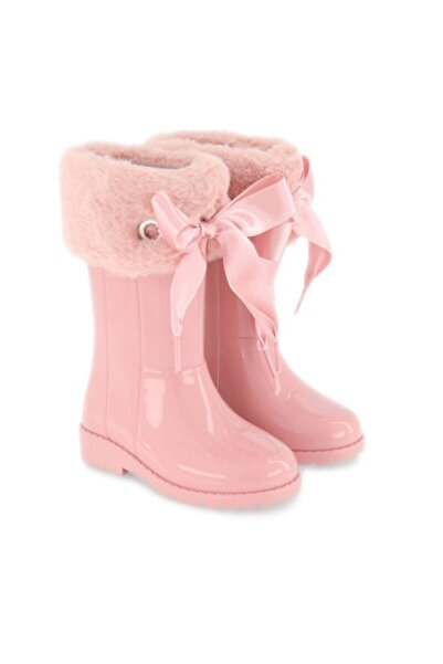 IGOR Kız Çocuk Pembe Campera Charol Soft Çizme-w10239
