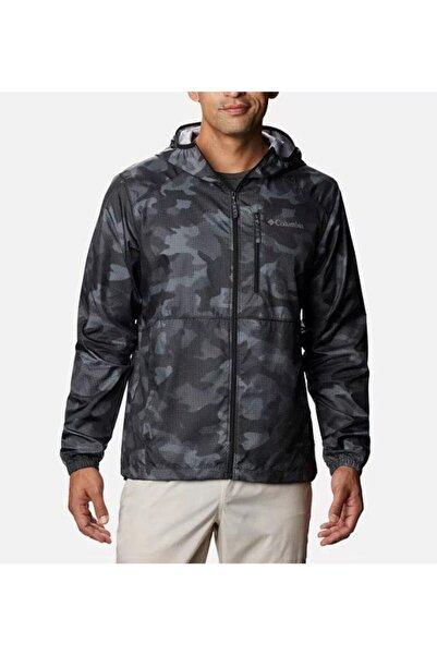 Columbia Flash Forward Windbreaker Print Jacket Erkek Ceket Ko3974-007