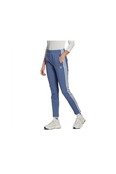 adidas Sst Pants Pb Kadın Günlük Eşofman Altı Gn2942 Mavi