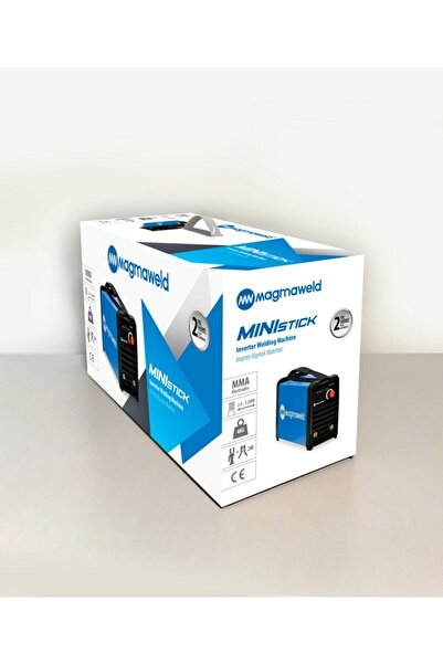 Magmaweld Ministick 140 Amper Invertör Çanta Kaynak Makinası 3 Yıl Garanti