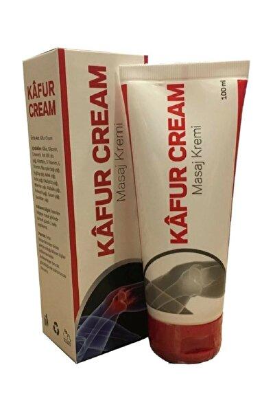 AKTARFAN Kafur Masaj Kremi 100 ml