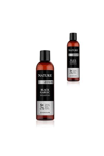 Naturea Nature Siyah Sarımsaklı Şampuan 350 ml 2adet