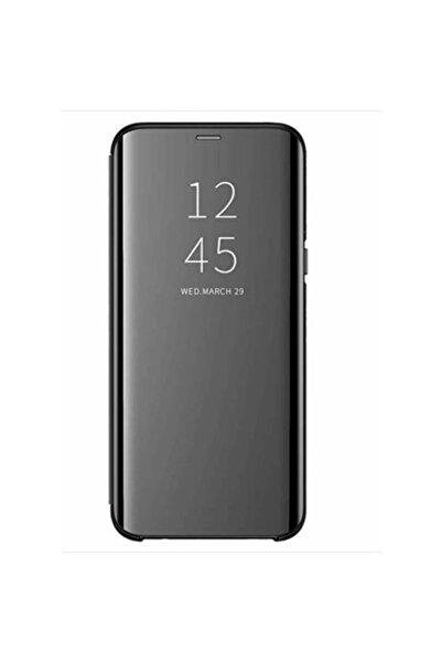 Magazabu Samsung Galaxy S7 Edge Kapaklı Kılıf Clear View Aynalı Flip Cover Wallet Kılıf
