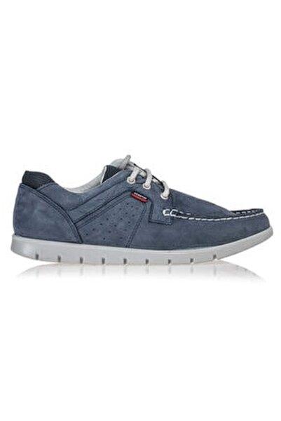 Deri Jean Erkek Klasik Ayakkabı M5195NJ 44